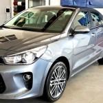 Nouvelle Kia Rio 4 portes disponible à KIA MOTORS Tunisie