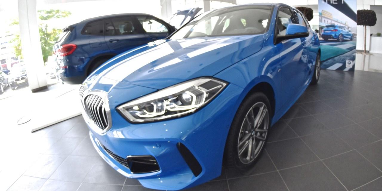 Nouvelle BMW SERIE 1 118i, Pack Sport M, disponible à Ben Jemâa Motors