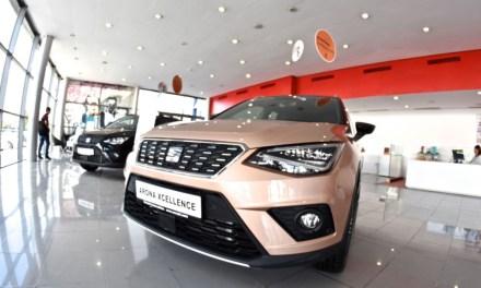 nouvelle version SUV SEAT ARONA «Excellence» BVA disponible à SEAT ENNAKL