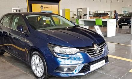 Nouvelle Renault Megane disponible à ARTES