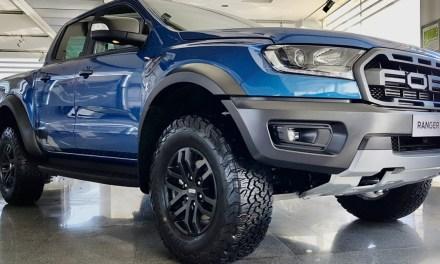 Le Pick Up Raptor de Ford Tunisie à 250 000 DT TTC
