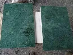 Dark green marble. (1)