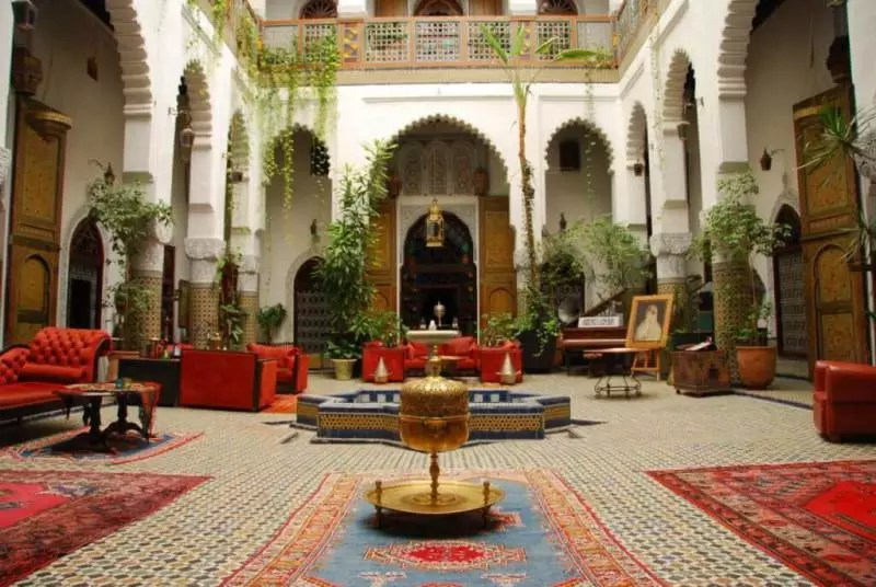 sallon-marocain