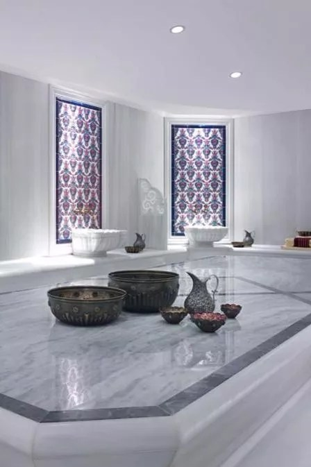 Bain marie Arabe moderne - Hammam Bosphore