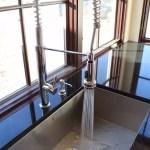kitchen sink below