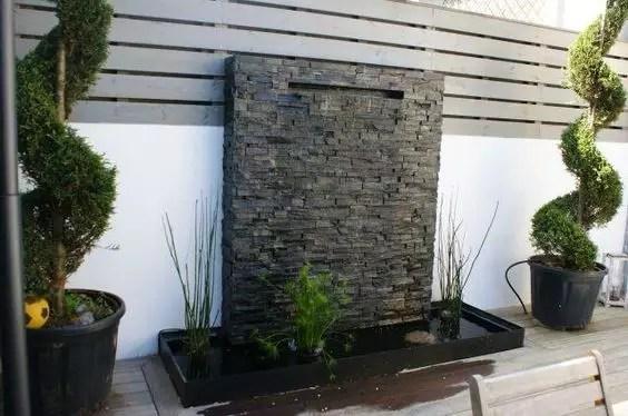fontaine Cascade gris