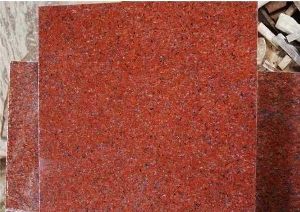Rouge Jhanzi granite