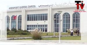 مطار-جربة-يستقبل-أول-رحلة-سياحية