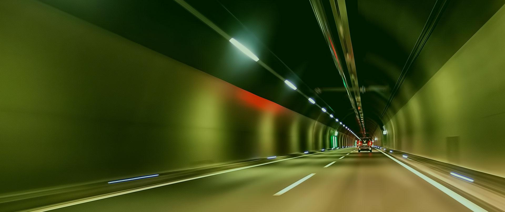 tunnelling slide