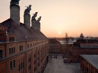 Berlin Industrial Buildings