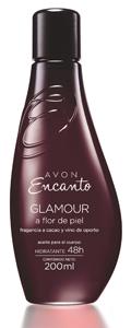 Avon Encanto Glamour Oporto_Oleo Corporal