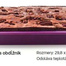 Tupperware silikonová forma obdĺžnik - Tupperware Nitra showroom
