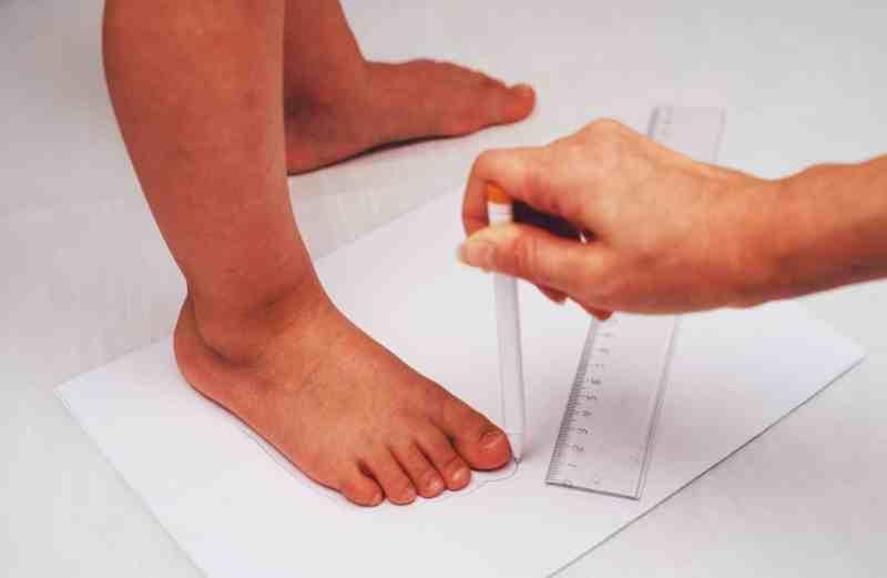 Kuidas mõõta jalga