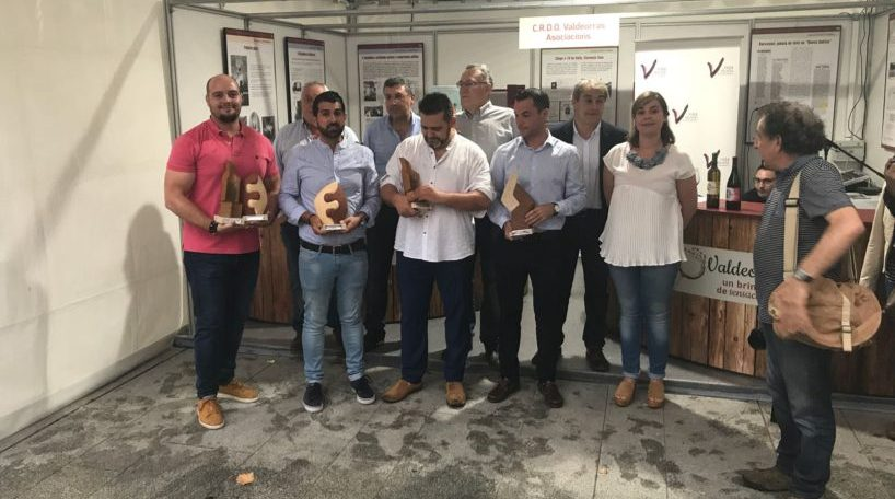 Feria del vino Valdeorras