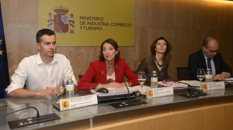 Reunión de la Conferencia Sectorial del Turismo