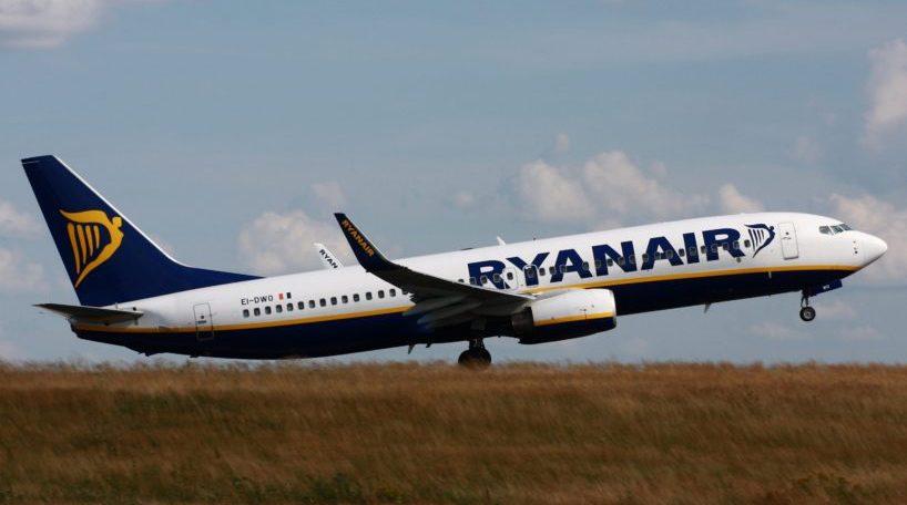 Política de equipaje de mano en Ryanair