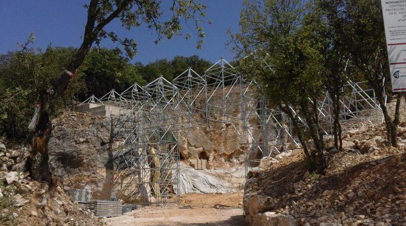 El nuevo yacimiento de Atapuerca, la Cueva Negra