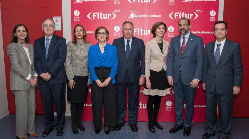 Presentación de Fitur, República Dominicana