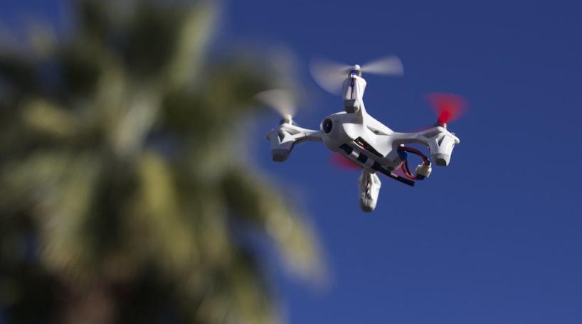 Uso indebido de drones