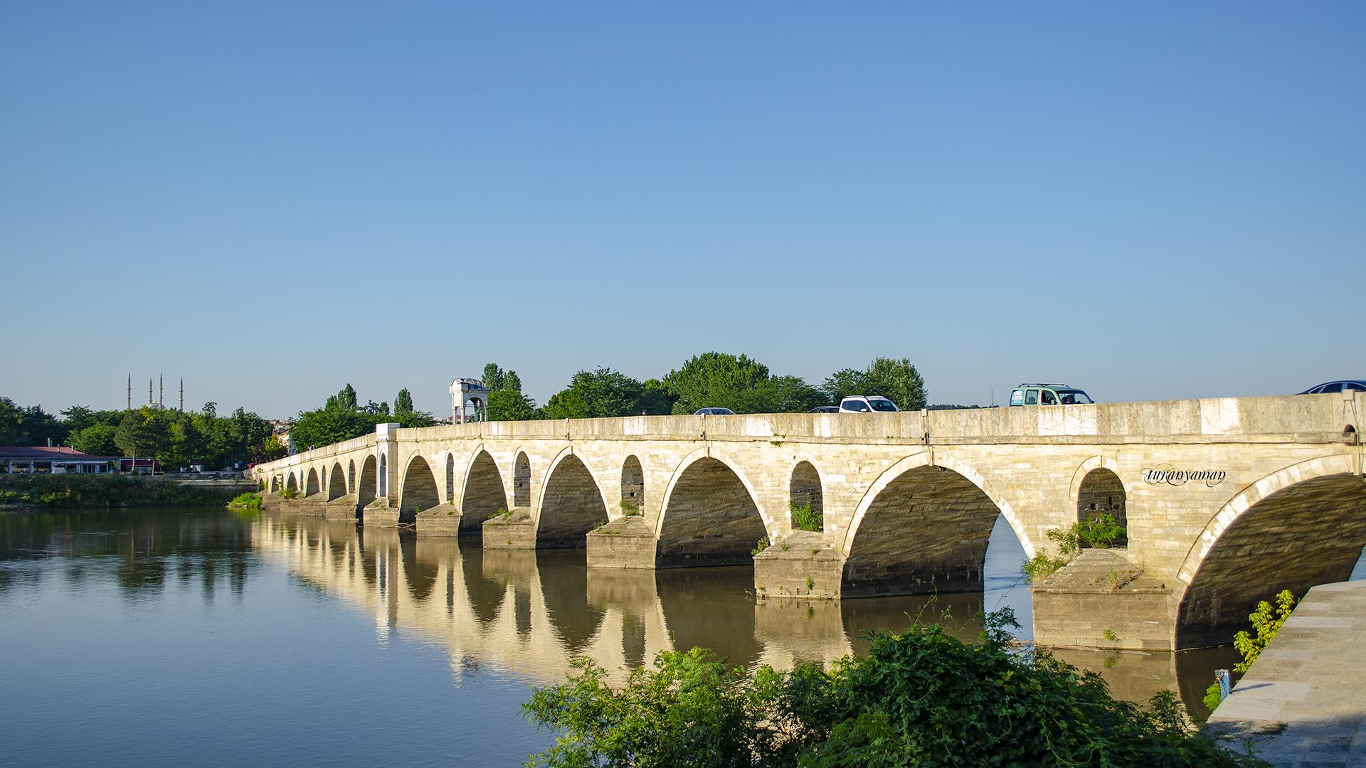Turan YAMAN - Meriç Köprüsü - 2019 - Edirne