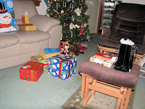 Before Opening the Presents