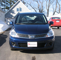 Front of Versa -Click for bigger view.