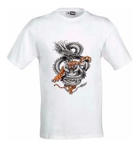 Sublimation t-shirts eagle