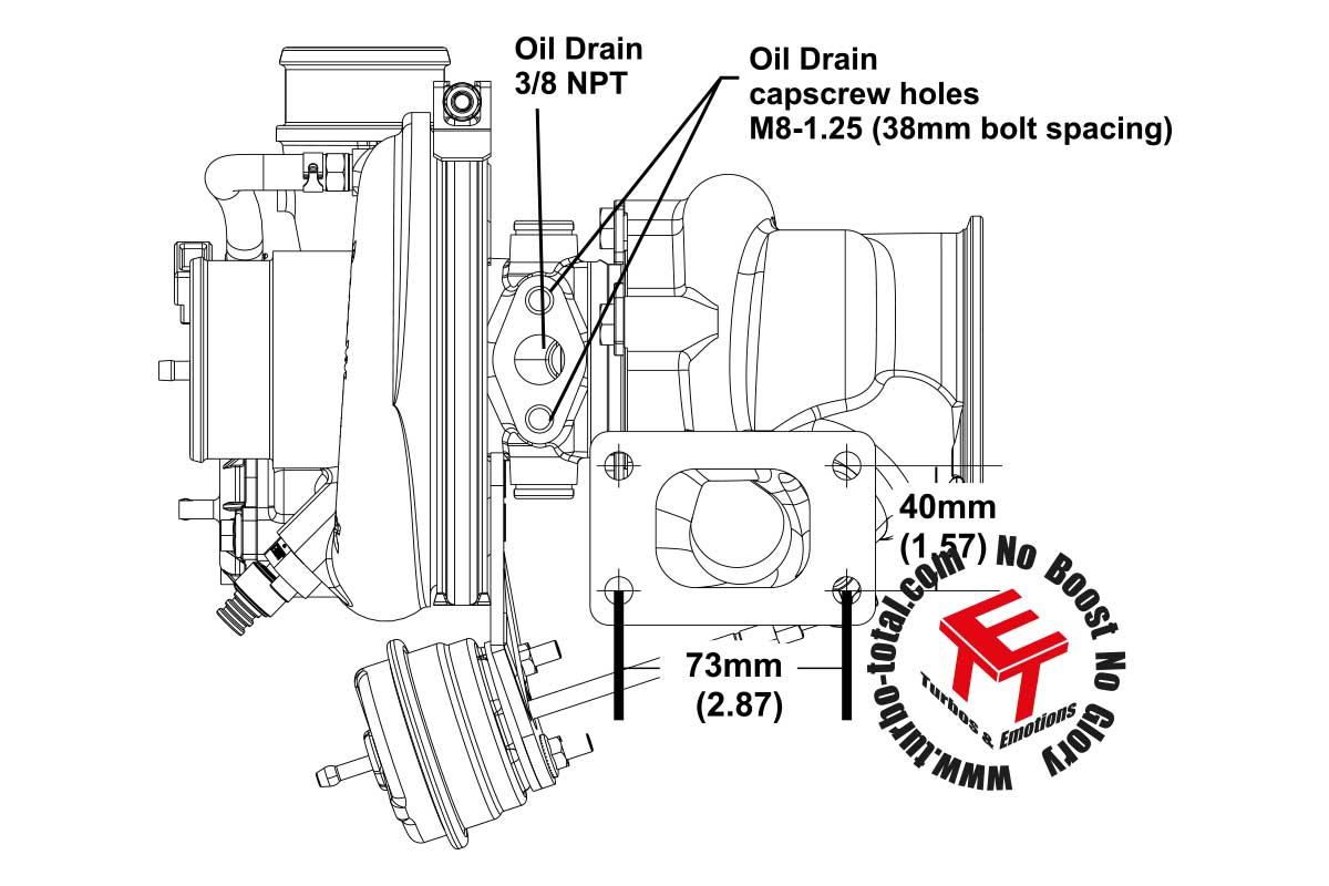 Efr F Turbolader B1 Frame