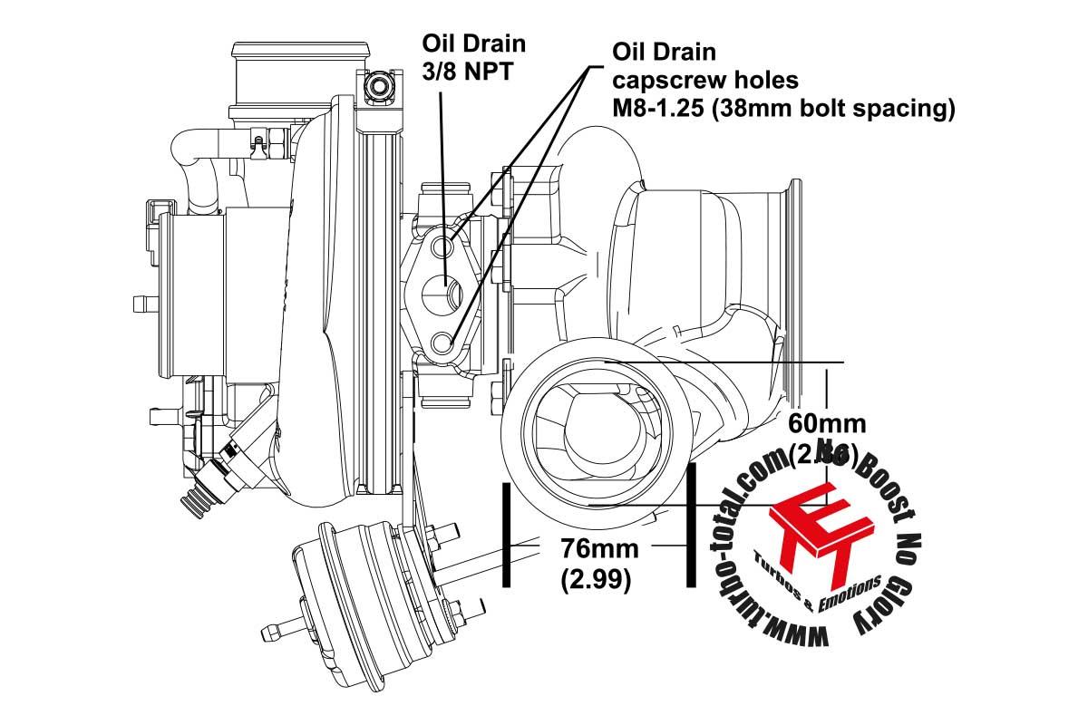 Efr F V Turbolader B1 Frame