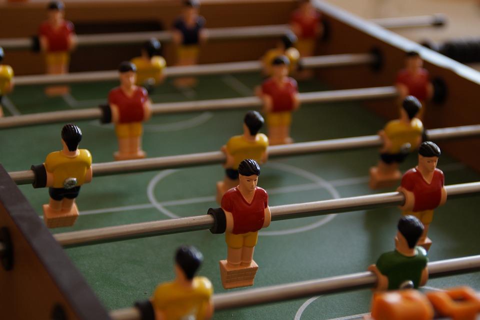 Pourquoi le baby foot est il si populaire