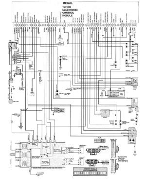 Need a good wiring diagram for the IGN  TurboBuicks