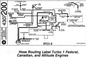 What to do with this vacuum line  Turbo Dodge Forums