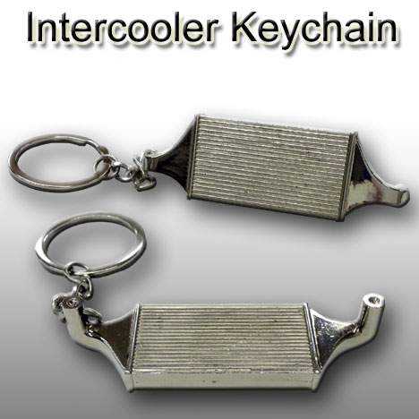 Intercooler Keychain