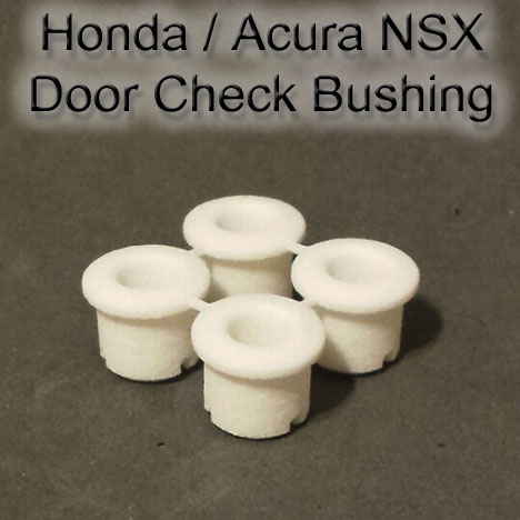 Honda / Acura NSX Door Check Bushings
