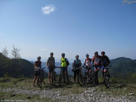 escursioni mtb napoli amalfi