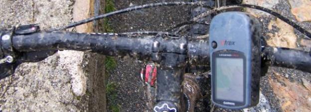 etrex legend vista garmin mountain bike