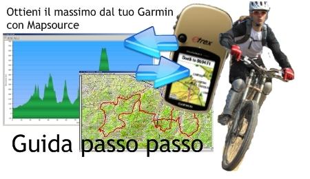 garmin gps mountain bike