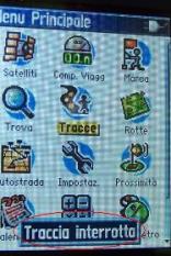 guida map source traccia tagliata