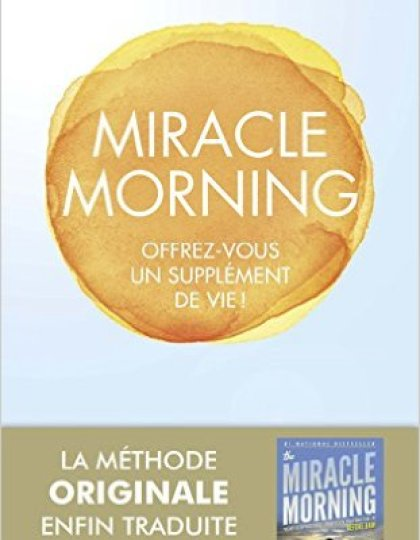 Miracle Morning (2016) - Hal Elrod