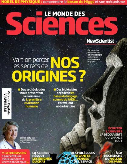 Le Monde des Sciences No.11