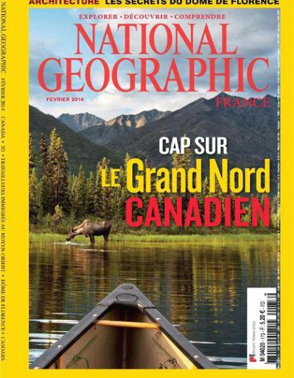 National Geographic France No.173