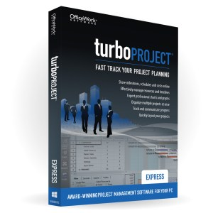 TurboProject Express Box Shot