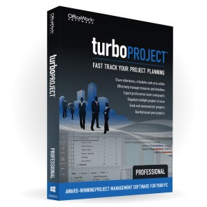 TurboProject Professional Box