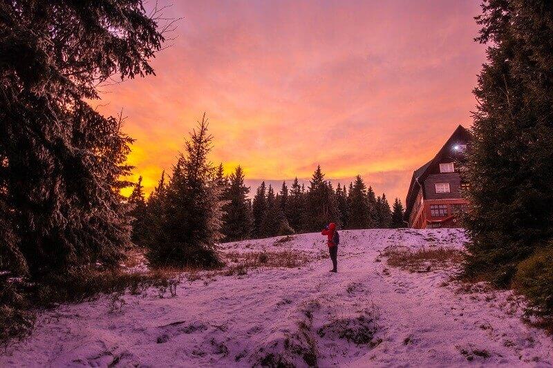 Výzva: 4 horské chaty za 1 deň