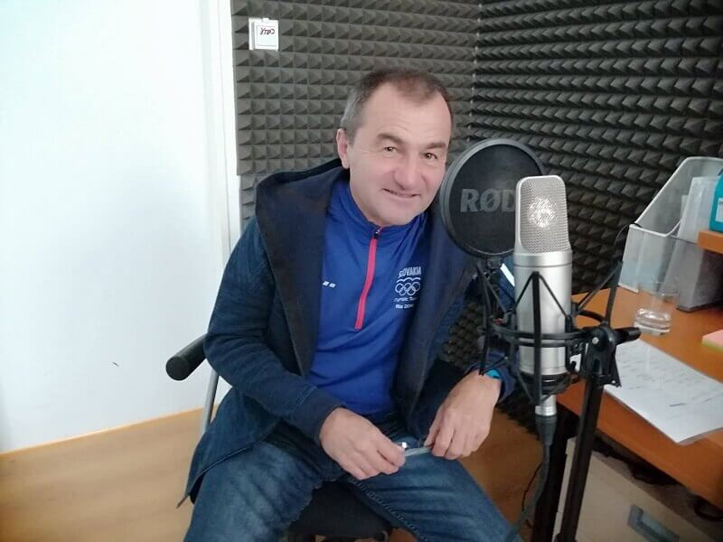 Rozhovory s Turčanmi - Pavel slouka