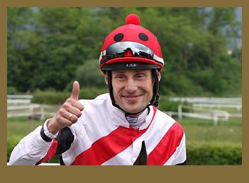 Jockey Alexander Pietsch