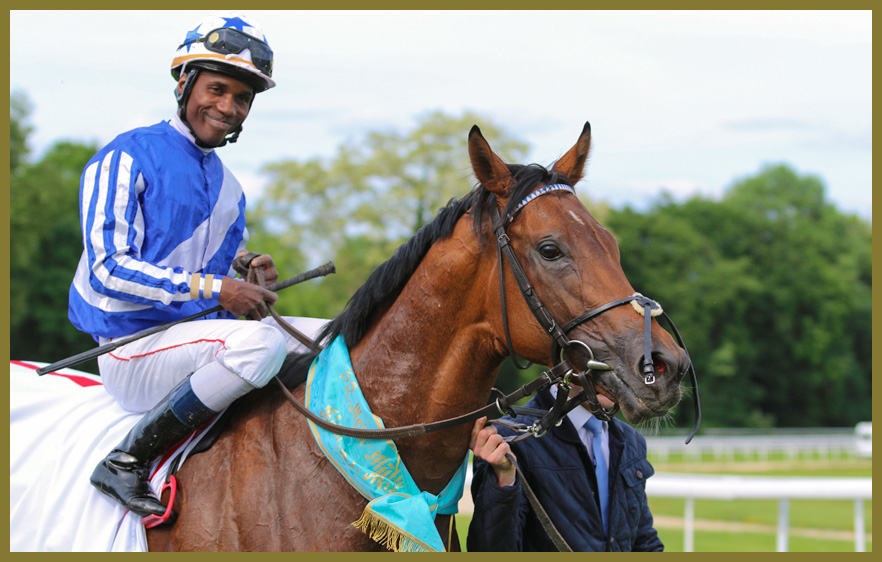 Poetric Dream und Eduardo Pedroza