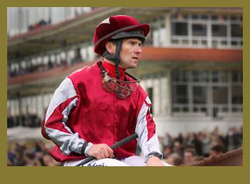Championjockey Andreas Suborics