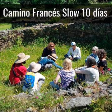 Camino de Santiago Slow