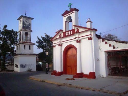 Templo del Calvario, Chiapas